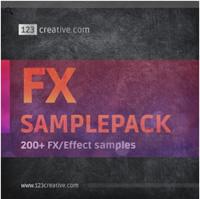 123creative fx samplepack new effects