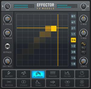 Effector FX Module DeckaDance2
