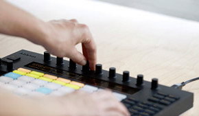 New Review of Ableton Push Controller by Mad Zach