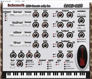 Behemoth free VST instrument