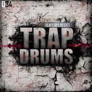 Freaky Loops Trap Drums Samples Pack