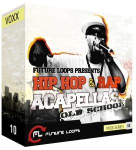 Hip Hop and Rap Acapellas Old School from Future Loops