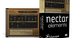 iZotope Nectar Elements Vocal Mastering Effects Plugin