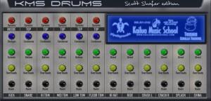 KMS Drums Free VST by Pipeline Audio