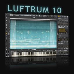 luftrum 10 iris izotope synthesizer