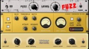 Plektron Free Amp VST Plugin
