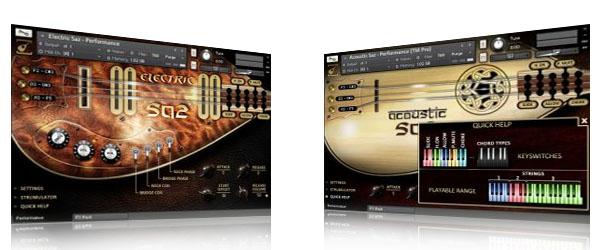 Soundrion Kontakt Guitar