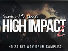 HD Sound Pack High Impact 2