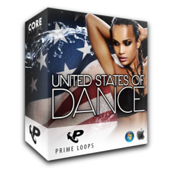 United States of Dance Loops Packs