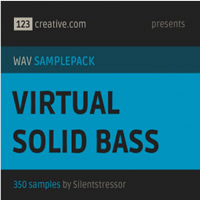 Virtual Solid Bass Samples - 123Creative