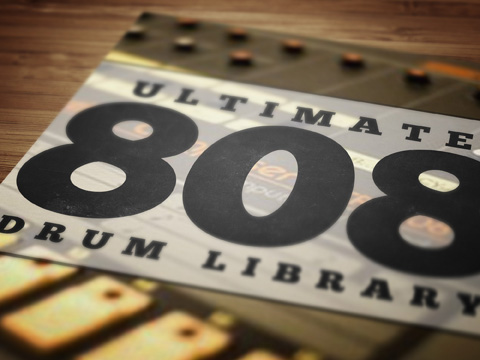 Ultimate 808 Drum Library Pack By The Producers Choice