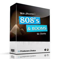 808 Drums Samples - Producers Choice