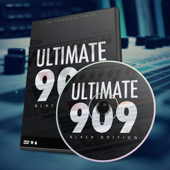 Ultimate 909 Drum Kit Black Edition