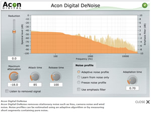 Acon Digital Restoration Suite AU VST Plugin
