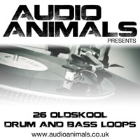 26 Oldskool Drum And Bass Loops