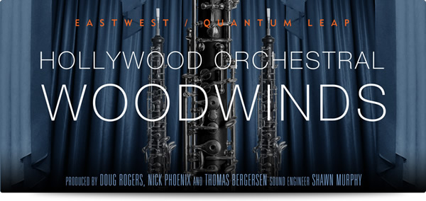 Hollywood Orchestral Woodwinds by EastWest