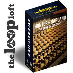 The Bunker Sessions Vol 2 Hunter/Harland