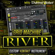 Machine River Kontakt Library