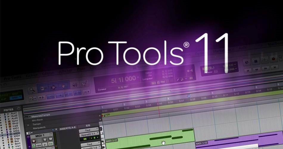 Pro Tools 11 DAW