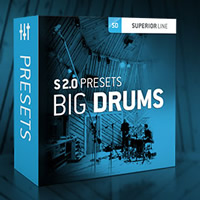 Superior Drummer 2.0 Drums Presets Packs