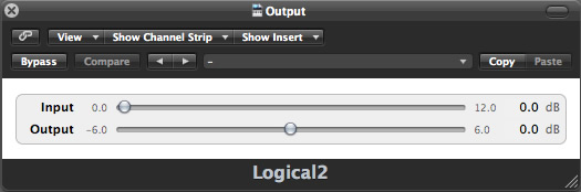 Airwindows - Mac Logigal 2 Compressor Plugin Effect
