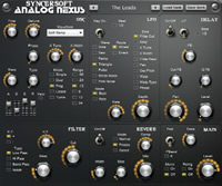 Analog Nexus Free VST Plugins