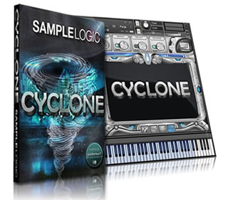 Cyclone Kontakt Instrument Sample Library