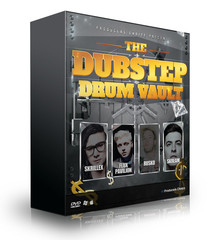 Dubstep Drum Kit Producer Packs