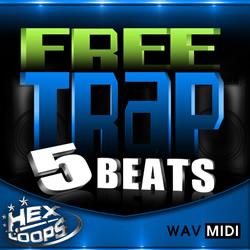 Free Trap 5 Beats Construction Loops Kits by Hex Loops