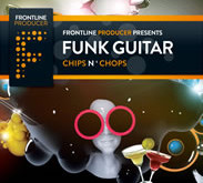 Funk Guitar Loops and Samples by Frontline Producer
