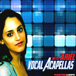 Function Loops Ariel Vocals Sample Pack