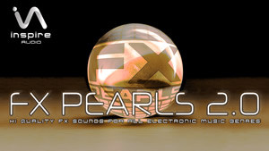 FX Pearls 2.0 Sound FX Sample Library by Inspire Audio