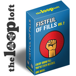 Fistful Of Fills Vol 2 Drum Loops