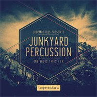 Junkyard Percussion by Loopmasters
