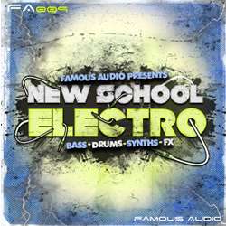 New School Electro Sample Pack