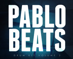 Pablo Beats Drum Kit Sounds Pack by The Producers Choice