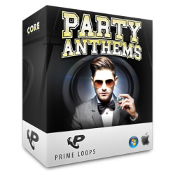 Prime Loops Samples Pack Party Anthems