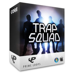 Prime Loops Trap Squad Loops Pack