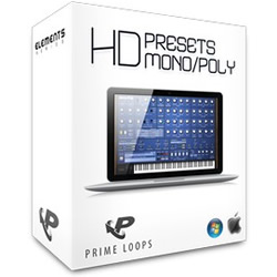 HD Presets Pack for Korg Mono/Poly