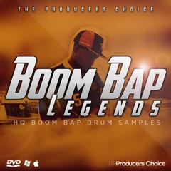 Boom Bap Legends - Drums Samples