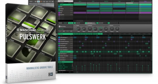 Pulswerk Maschine Drum Kits Expansion by Native Instruments