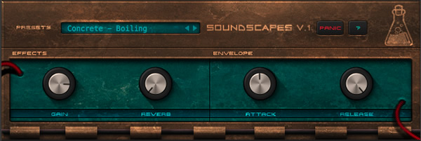 Soundscapes Vol 1 Kontakt Sample Library by AudioThing