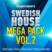 Swedish House Mega Pack Vol 2 by Singomakers
