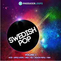 Swedish Pop Vol 1 by Producer Loops