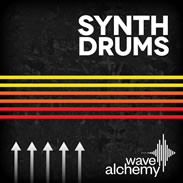 Synth Drums Kits Library by Wave Alchemy