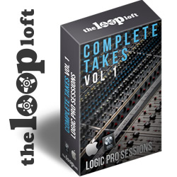 Complete Takes Vol 1 Logic Pro Sessions by The Loop Loft