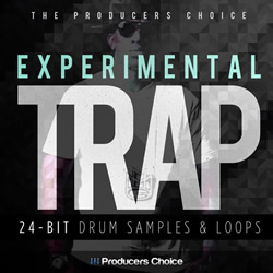 Download Experimental Trap Drum Samples and Loops