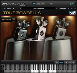 True Cowbells Plugin - Vi Labs