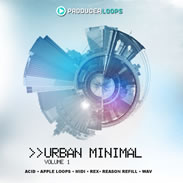 Urban Minimal Volume 1 Samples Pack by Producer Loops