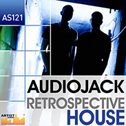 Audio Jack – Retrospective House Sample Pack by Loopmasters